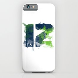 12th man iPhone Case