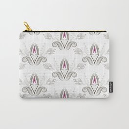 Art Deco 38. Rosebud . Carry-All Pouch