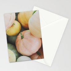 les citrouilles Stationery Cards