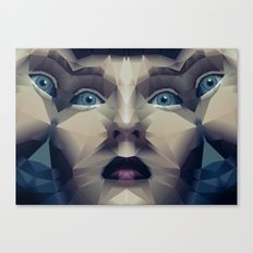 Facet_CD2 Canvas Print