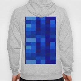 Blue Mosaic Hoody