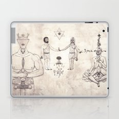 Tarot: VI - The Lovers Laptop & iPad Skin