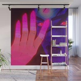 Psychonaut Girl 2 (GIF) Wall Mural
