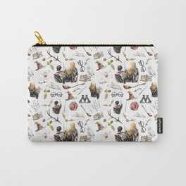 HP Pattern Carry-All Pouch