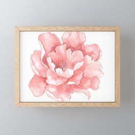 Beautiful Flower Art 21 Framed Mini Art Print