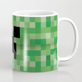 Creeper Coffee Mug