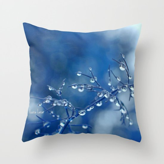 One day, baby Throw Pillow