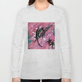 """ALOHA"" Long Sleeve T-shirt"