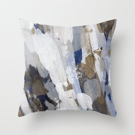 North Wind #4 Throw Pillow