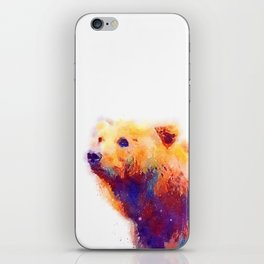 The Protective - Bear iPhone Skin