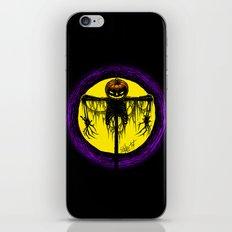 Killing Moon iPhone & iPod Skin