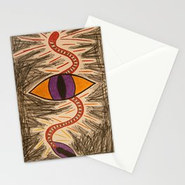 Demonic Consorts: Lilith and Asmodeus Stationery Cards
