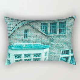 COLONIAL HOUSE IN BOGOTA COLOMBIA Rectangular Pillow