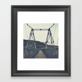 The Other Side 1 Framed Art Print