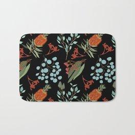 Australian Botanicals - Black Bath Mat