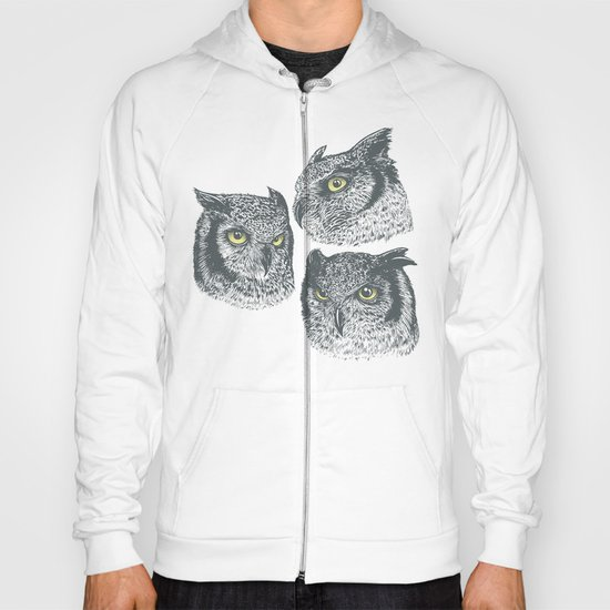 Three Owls Hoody
