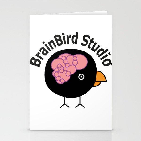 BrainBird Studio customized Stationery Cards
