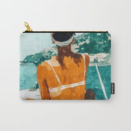 Solo Traveler Carry-All Pouch