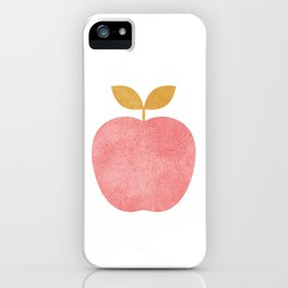 Apple pink gold  iPhone Case