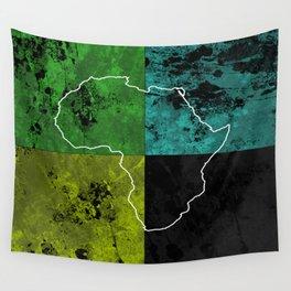 Tanzania III - Art In Support Of Kids 4 School Wall Tapestry