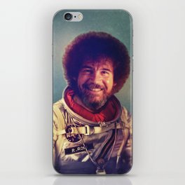 Happy Little Astronaut iPhone Skin