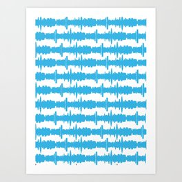Chicago Sound Machine Art Print