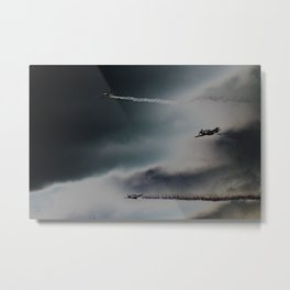 Flight 4 Metal Print