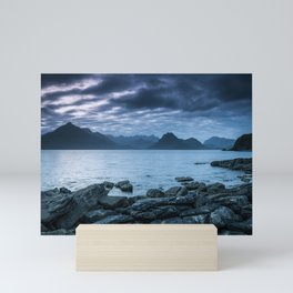 The Dark Cuillin II Mini Art Print