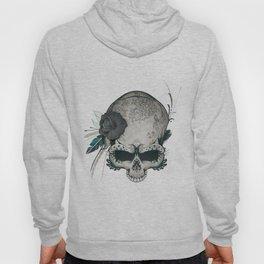 Skull Amazon Queen Hoody