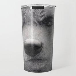 Bear Charcoal Travel Mug