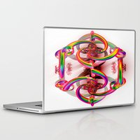 matrix Laptop & iPad Skins featuring Matrix by Brian Raggatt