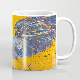"""""""mista roosta""""  Rooster Rooster Coffee Mug"""