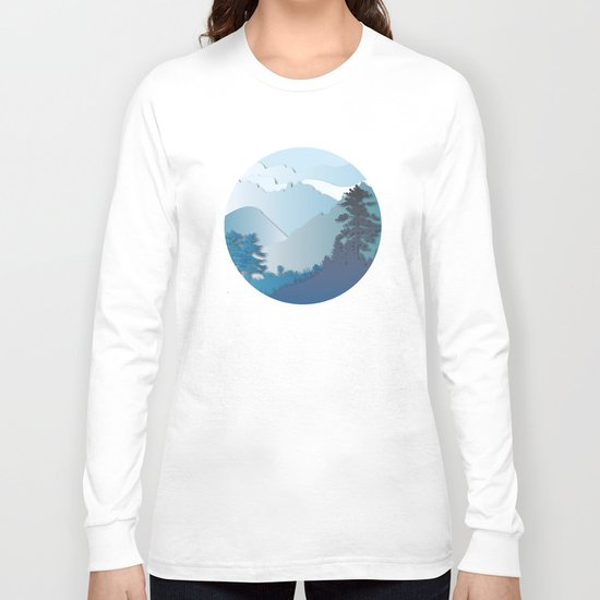 My Nature Collection No. 41 Long Sleeve T-shirt