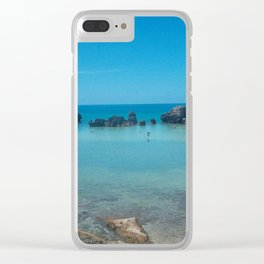 Time to Relax Clear iPhone Case