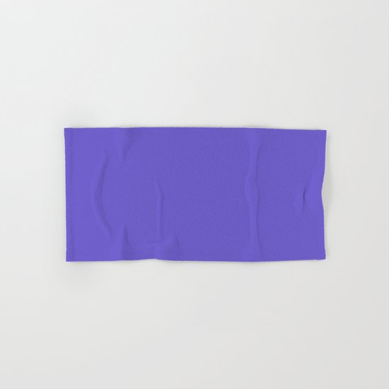 color slate blue Hand & Bath Towel