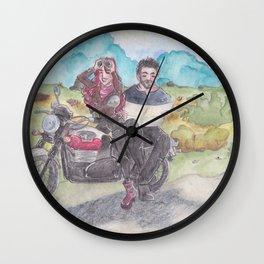 Kate leads the way - Phenomenal Woman Wall Clock