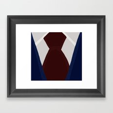 Is there a vacancy for me? 003 colored A Framed Art Print