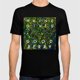Maine Gives Good Berry T-shirt