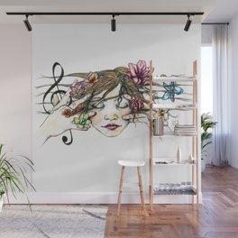 Sentido místico Wall Mural
