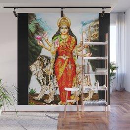 Hindu Durga 3 Wall Mural