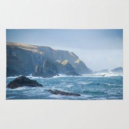 Cliffs at Port Rug