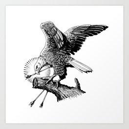 resilient Art Print