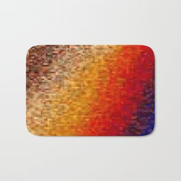 the square field of me Bath Mat