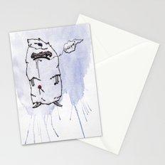 Little Lollipop Monster Stationery Cards