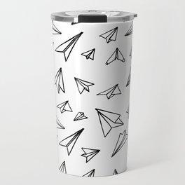 Paper planes Travel Mug