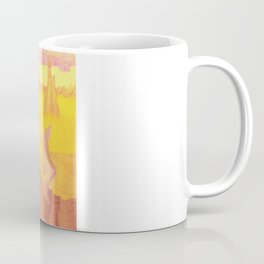 Friends in Mexico Coffee Mug