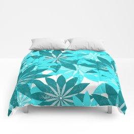 Tosca Flower Comforters