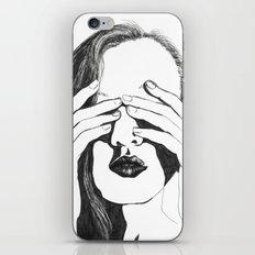 Masked 01 iPhone & iPod Skin