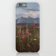 Mountain vibes Slim Case iPhone 6s
