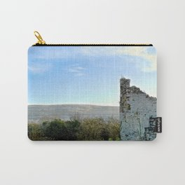 Beauty Beyond the Crumbling Walls Carry-All Pouch